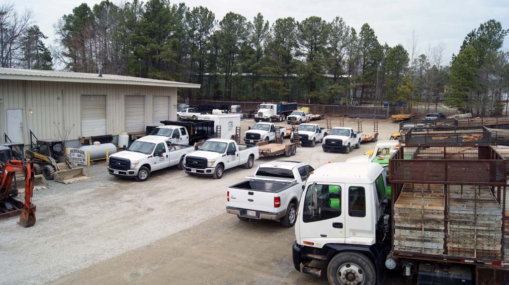 Ocmulgee Concrete Services – Raleigh NC