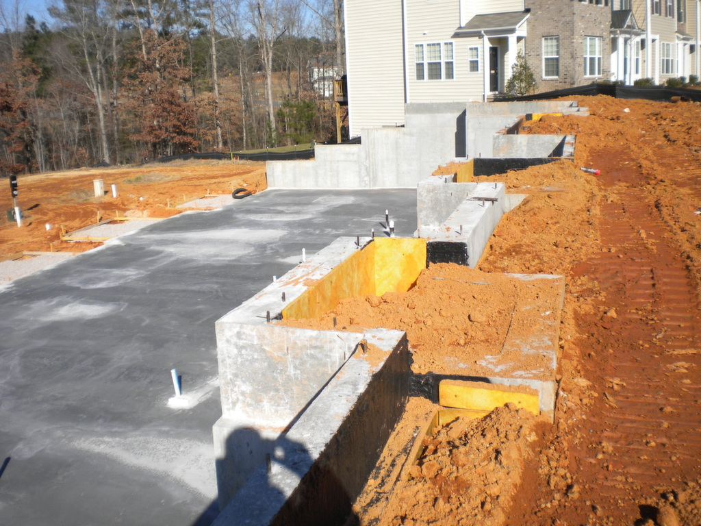 raleigh concrete stem wall slabs ocmulgee concrete