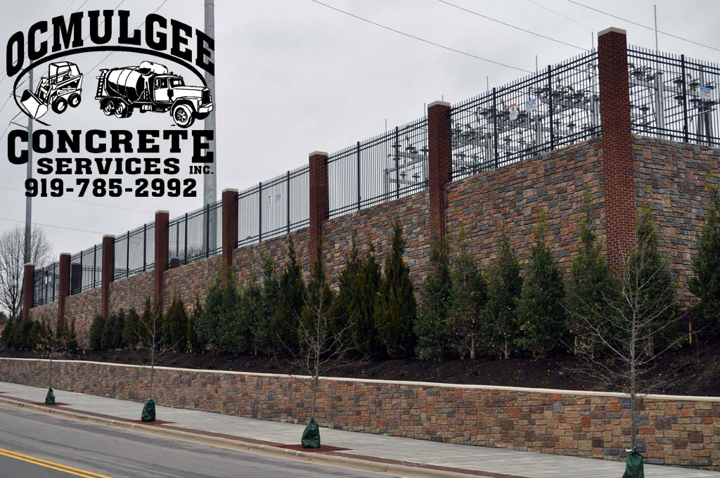 Choosing A Contractor To Build Retaining Walls Ocmulgee